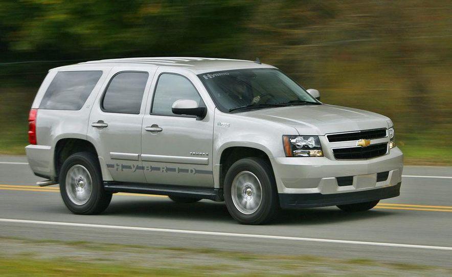 2008 Chevrolet Tahoe hybrid - Slide 2