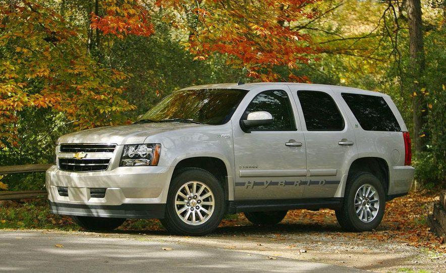 2008 Chevrolet Tahoe hybrid - Slide 6