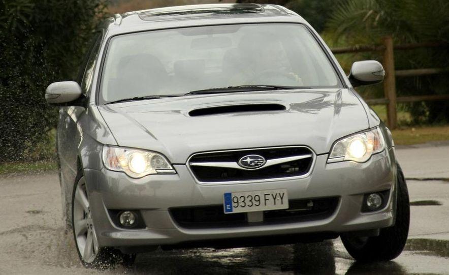 2008 Subaru Legacy Diesel European spec - Slide 4