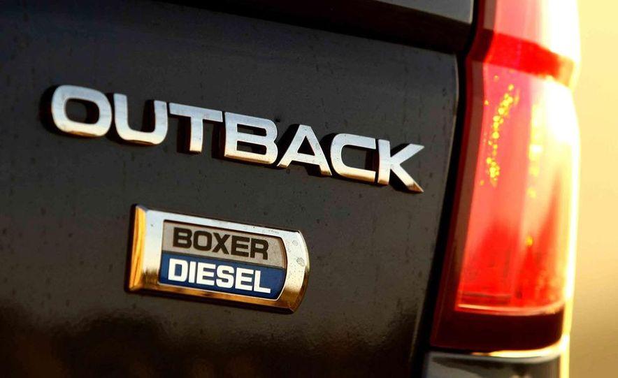 2008 Subaru Legacy Diesel European spec - Slide 33