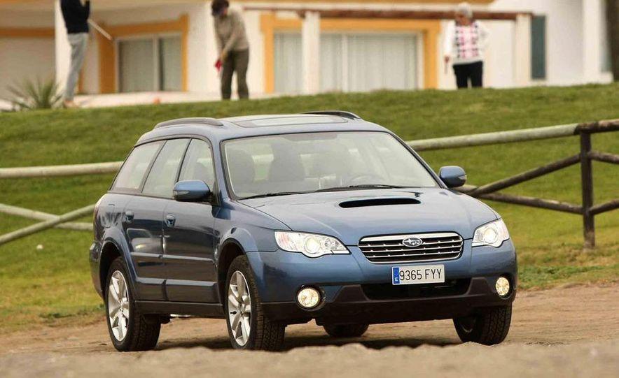 2008 Subaru Legacy Diesel European spec - Slide 20