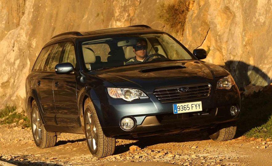 2008 Subaru Legacy Diesel European spec - Slide 23