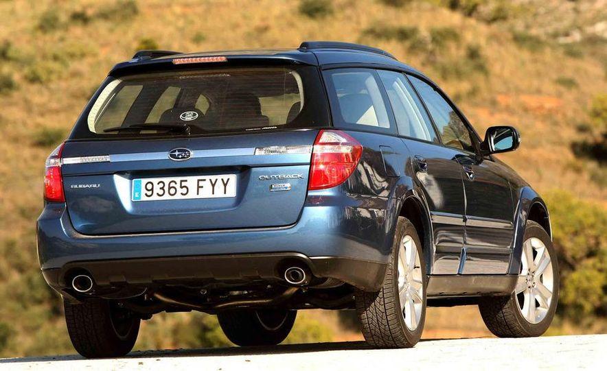 2008 Subaru Legacy Diesel European spec - Slide 31