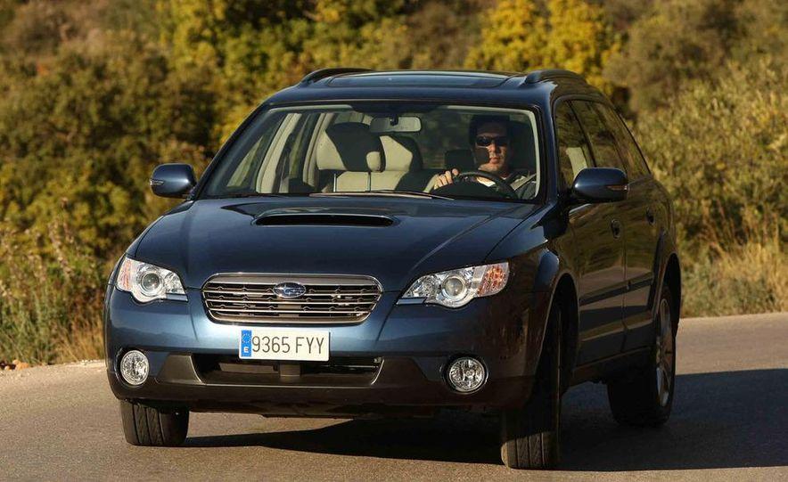 2008 Subaru Legacy Diesel European spec - Slide 32