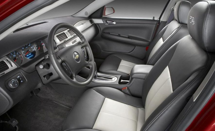 2008 Chevrolet Impala 50th Anniversary Edition - Slide 10