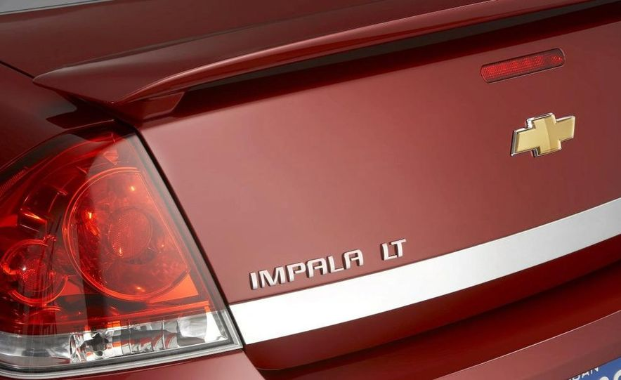 2008 Chevrolet Impala 50th Anniversary Edition - Slide 8