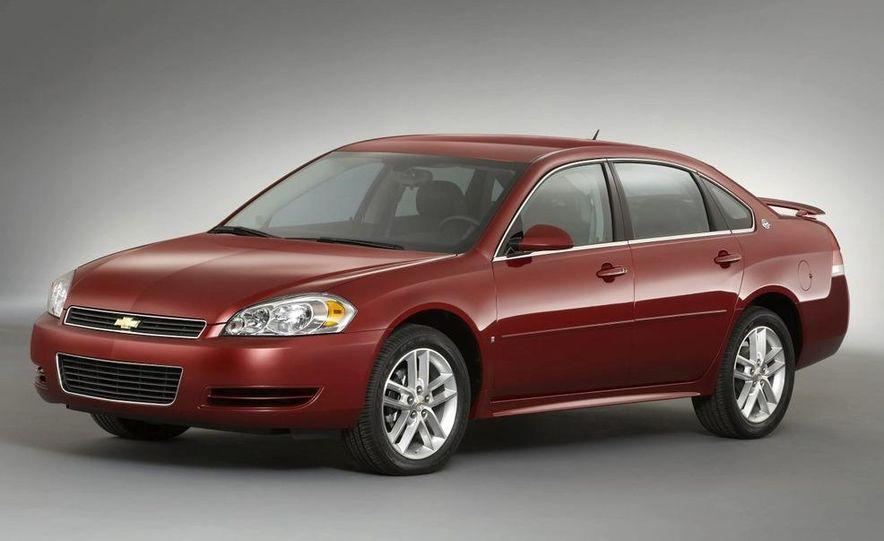 2008 Chevrolet Impala 50th Anniversary Edition - Slide 4