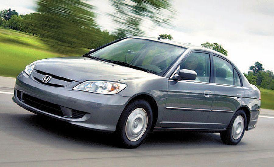 Honda Civic Hybrid - 91 points