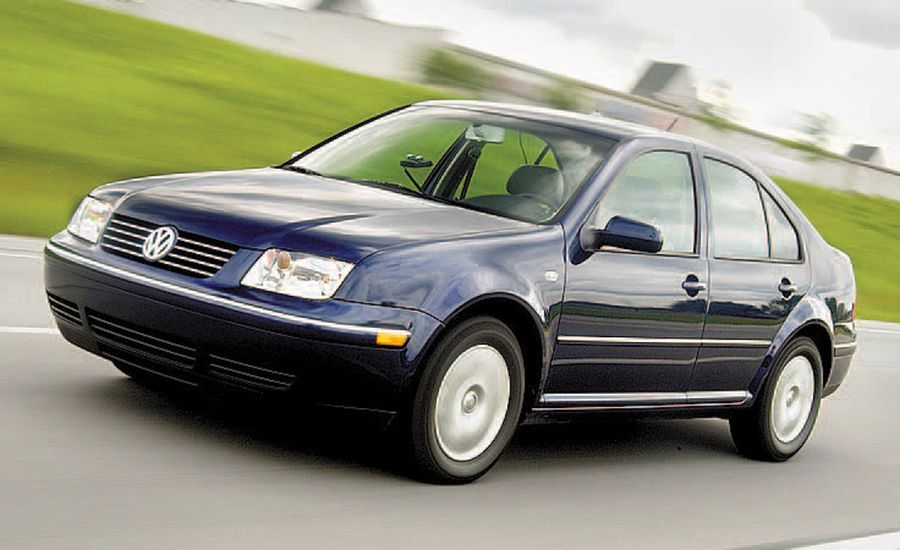 VW Jetta GLS TDI - 78 Points