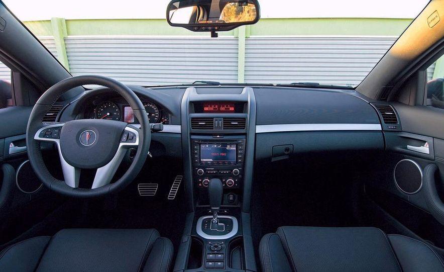 2008 Pontiac G8 GT - Slide 9