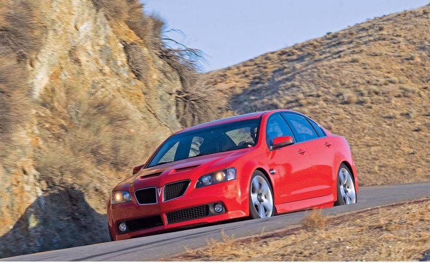 2008 Pontiac G8 GT - Slide 5