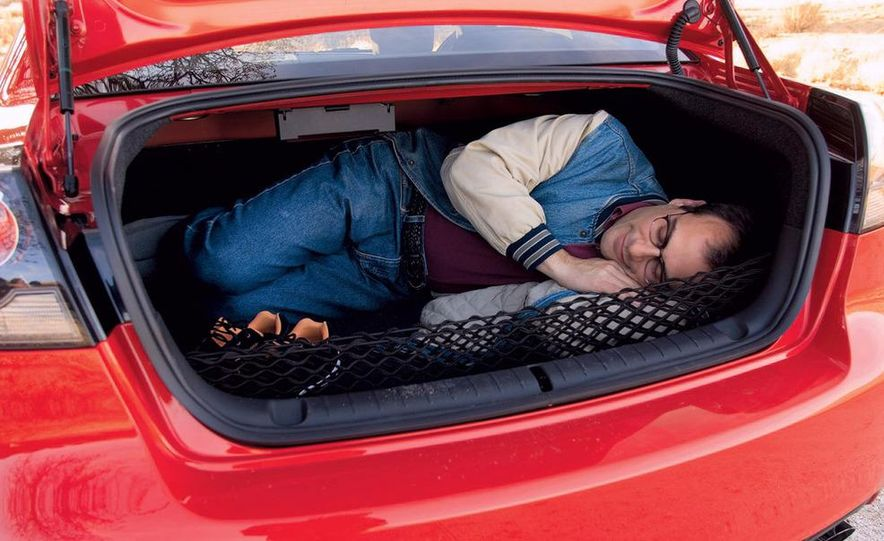2008 Pontiac G8 GT - Slide 8