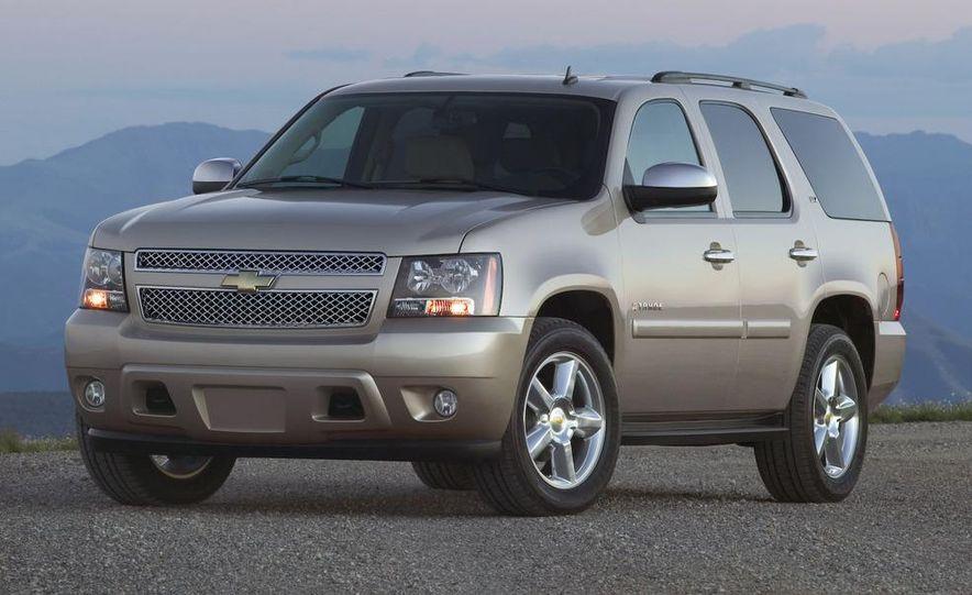 2008 Chevrolet Tahoe LTZ - Slide 1
