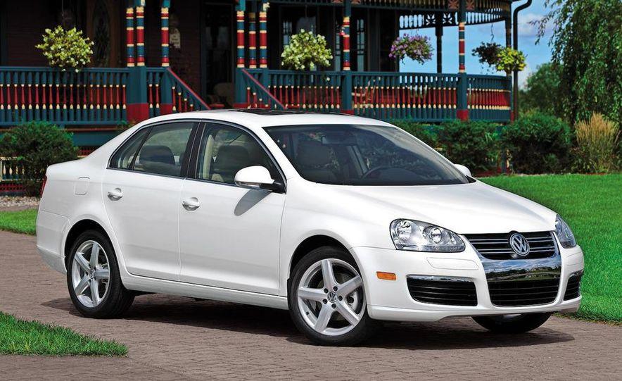 2008 Volkswagen Jetta - Slide 1