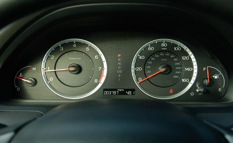 2009 Hyundai Sonata, 2008 Ford Fusion, 2008 Toyota Camry, 2008 Honda Accord, 2008 Dodge Avenger, 2008 Nissan Altima, 2008 Chevy Malibu - Slide 14