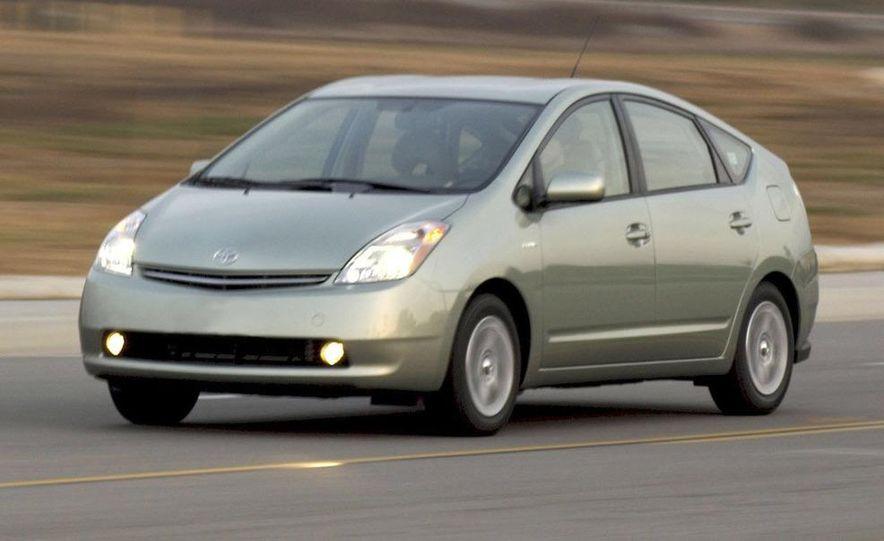 2008 Toyota Pruis - Slide 14