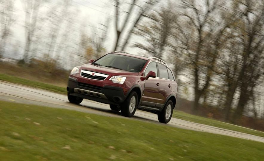 2008 Saturn Vue XE AWD - Slide 1