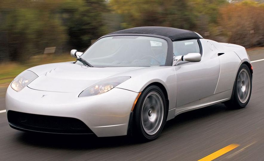 2008 Tesla Roadster - Slide 7
