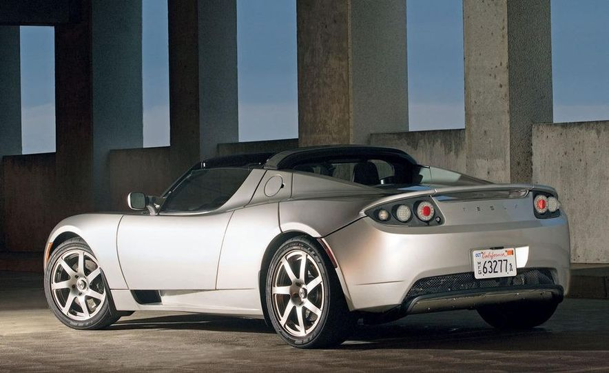 2008 Tesla Roadster - Slide 12