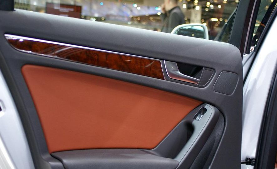 2009 Audi A4 Avant - Slide 8