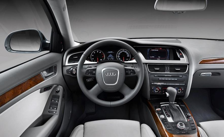 2009 Audi A4 Avant - Slide 28