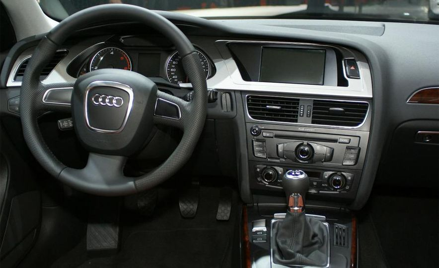 2009 Audi A4 Avant - Slide 7