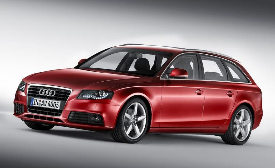 2009 Audi A4 Avant - Slide 20