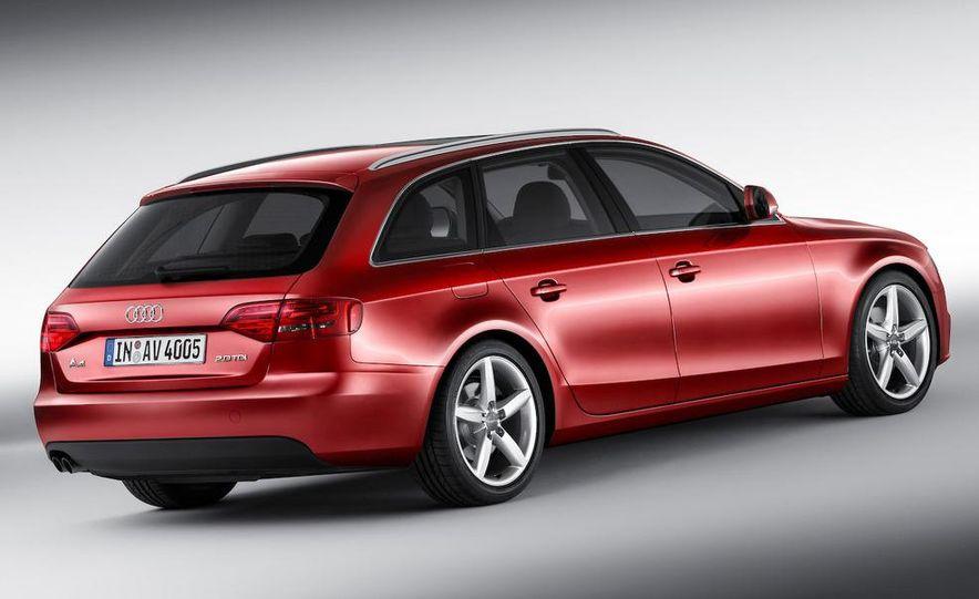 2009 Audi A4 Avant - Slide 14