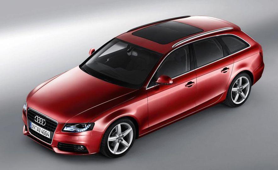 2009 Audi A4 Avant - Slide 16