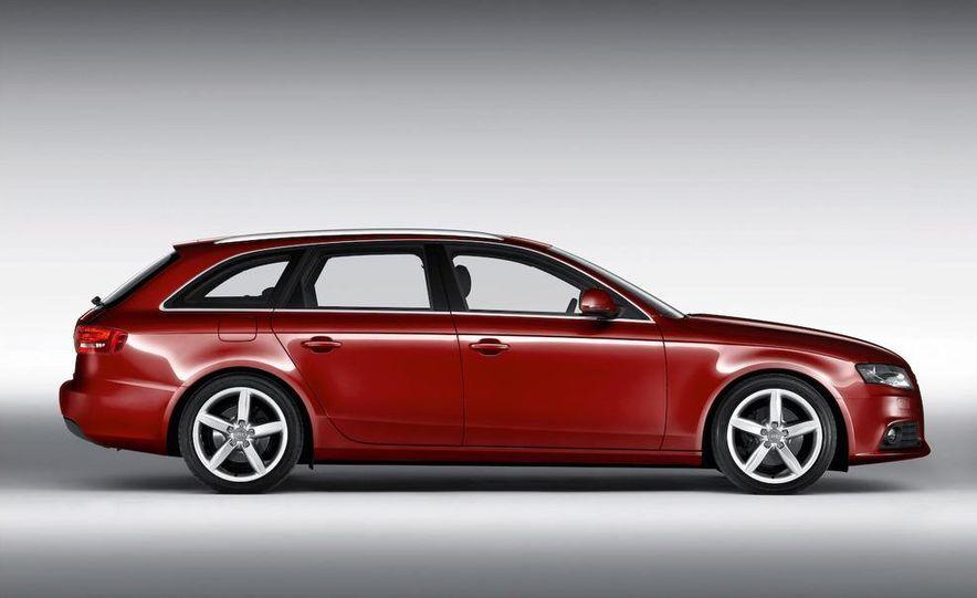 2009 Audi A4 Avant - Slide 17