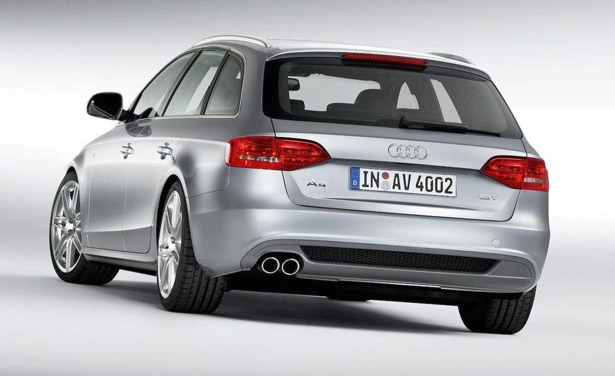 2009 Audi A4 Avant - Slide 21