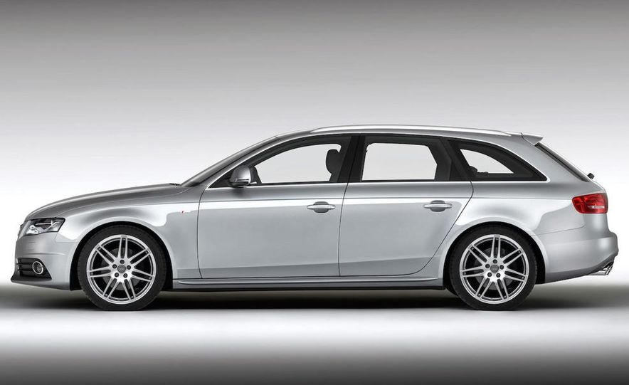 2009 Audi A4 Avant - Slide 22