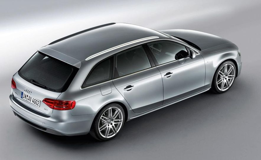 2009 Audi A4 Avant - Slide 23