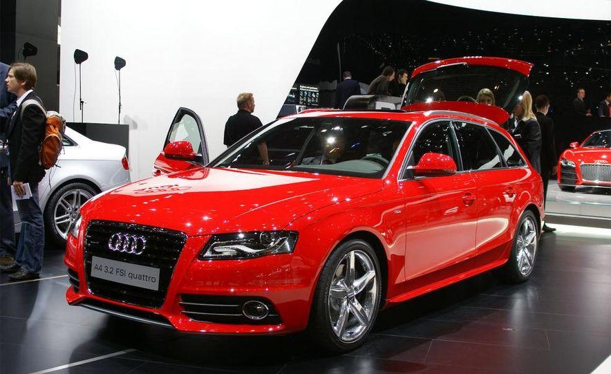 2009 Audi A4 Avant - Slide 1