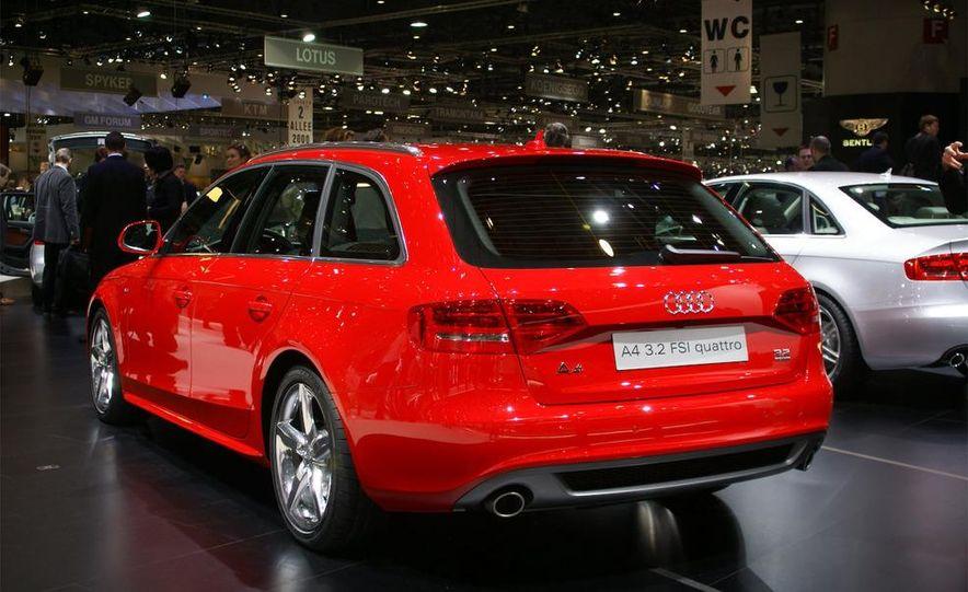 2009 Audi A4 Avant - Slide 5