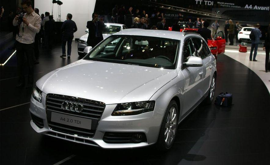2009 Audi A4 Avant - Slide 10