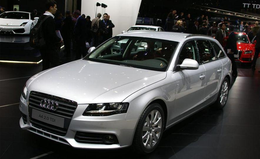 2009 Audi A4 Avant - Slide 11