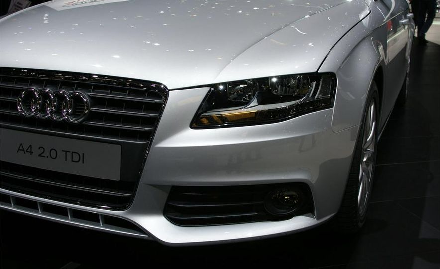 2009 Audi A4 Avant - Slide 12