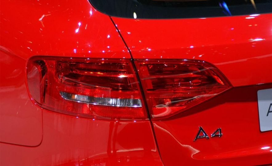 2009 Audi A4 Avant - Slide 3