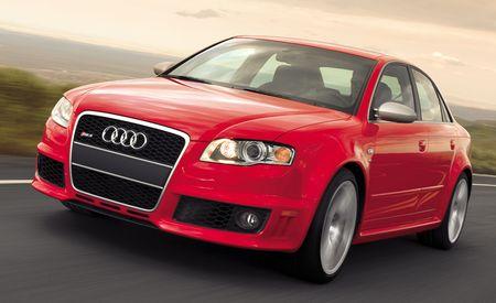 2008 Audi RS 4