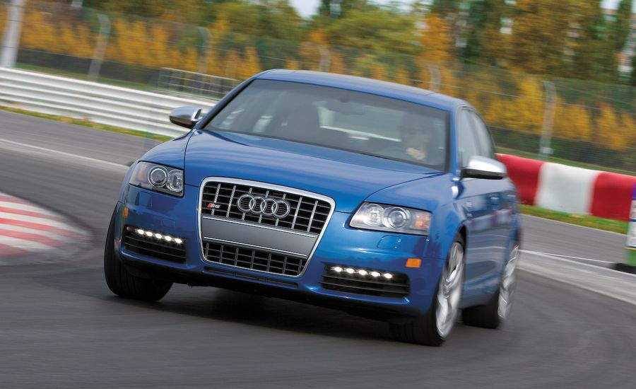 2008 Audi S6