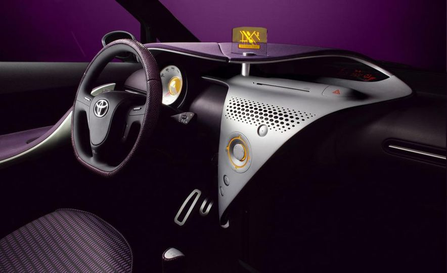 2009 Toyota iQ - Slide 13