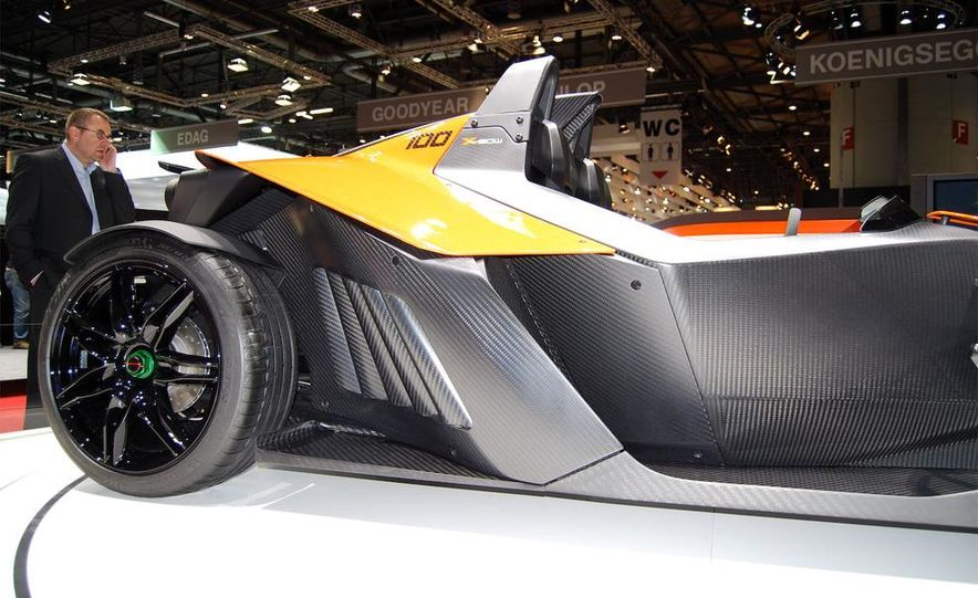 2009 KTM X-Bow Dallara Edition - Slide 5
