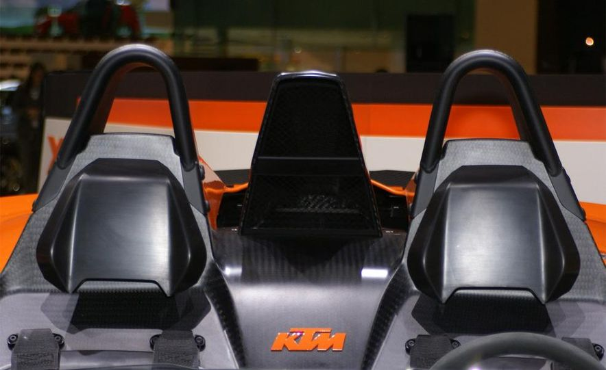 2009 KTM X-Bow Dallara Edition - Slide 22