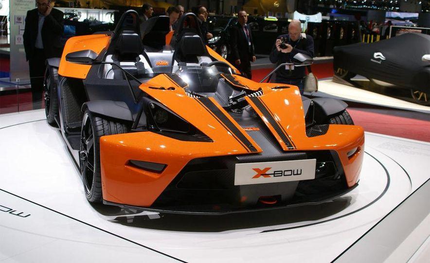2009 KTM X-Bow Dallara Edition - Slide 1
