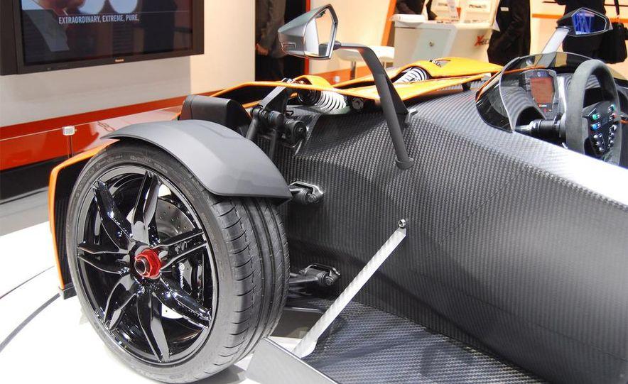 2009 KTM X-Bow Dallara Edition - Slide 11
