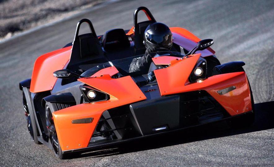 2009 KTM X-Bow Dallara Edition - Slide 32