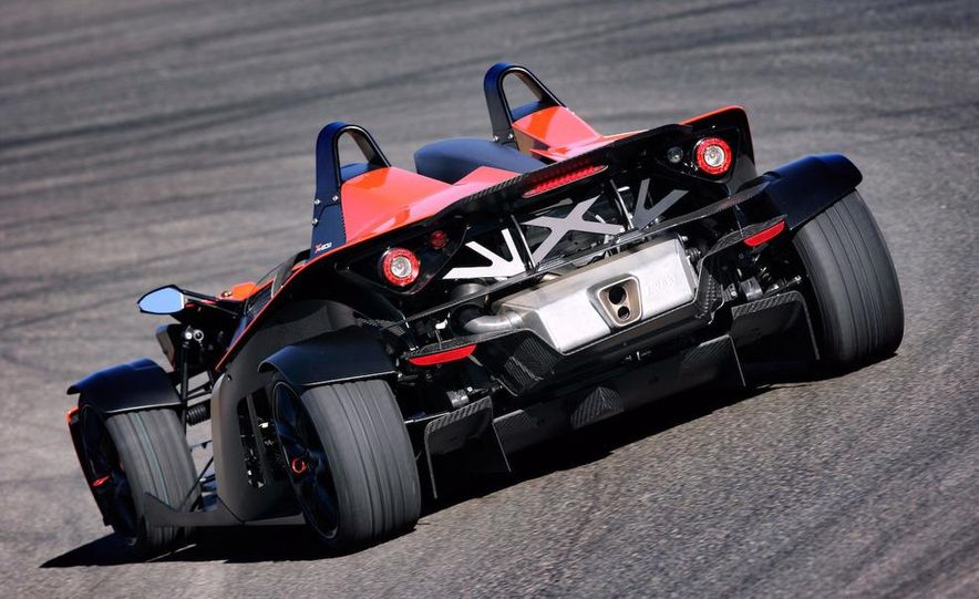 2009 KTM X-Bow Dallara Edition - Slide 24