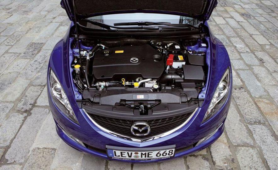 2009 Mazda 6 sedan - Slide 30