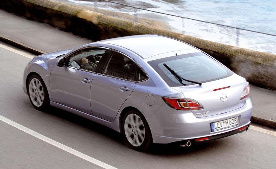 2009 Mazda 6 sedan - Slide 24